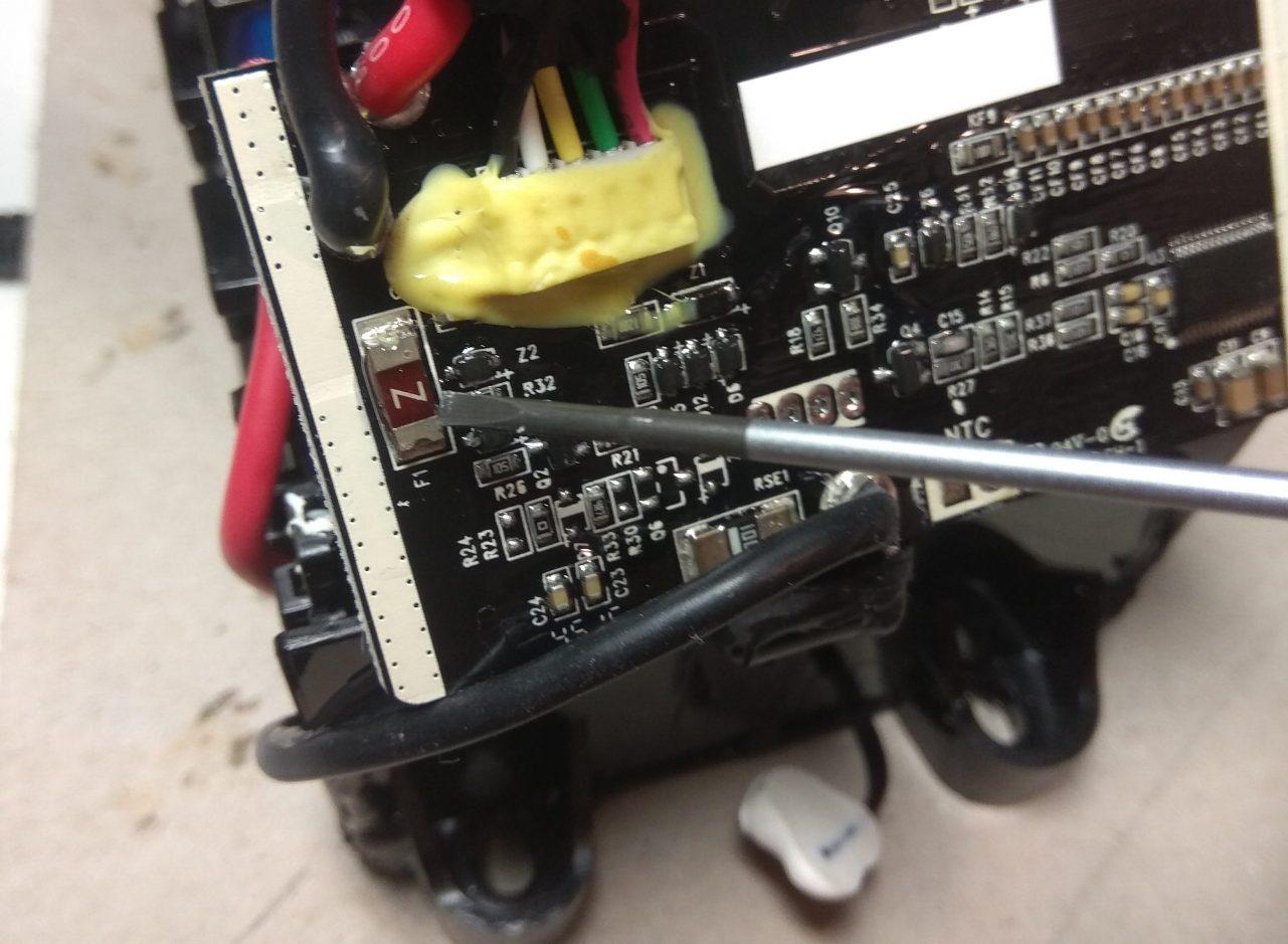 M365 Battery Fuse Fix | MiMod